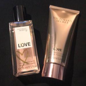 Victoria Secret Love Duo